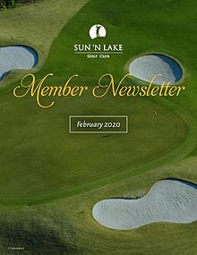SUN 82606 Feb Newsletter