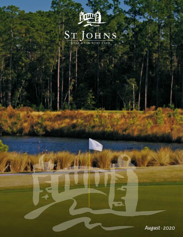 St Johns Newsletter 20 August