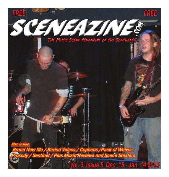 Sceneazine Dec. 15 - Jan.14, 2015