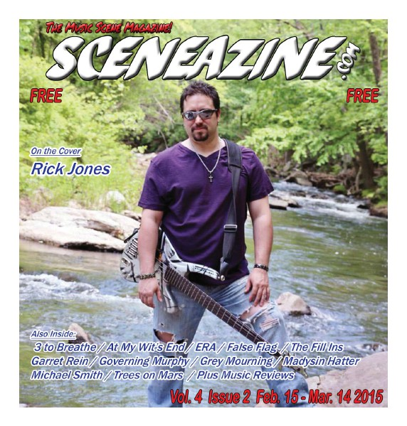 Sceneazine Feb.15 - Mar.14, 2015