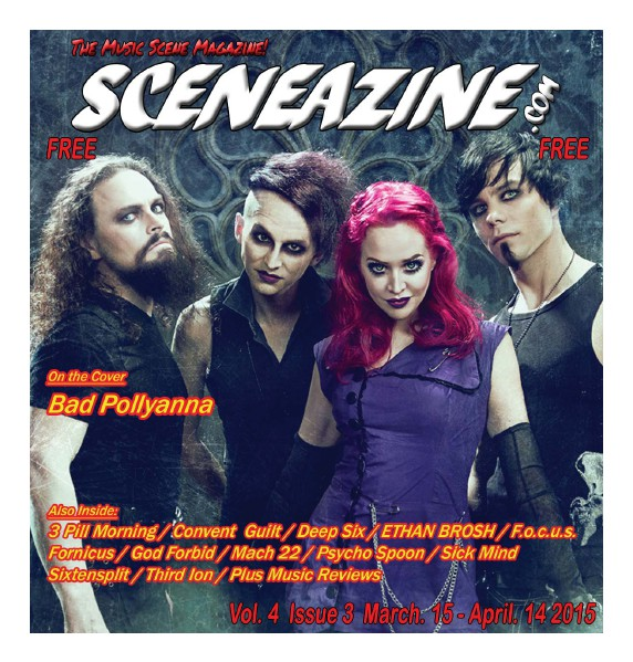 Sceneazine March 15 - April 14, 2015