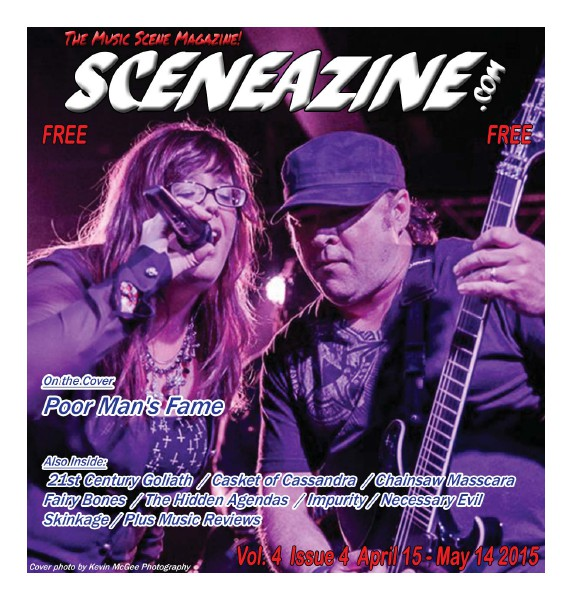 Sceneazine April 15 - May 14, 2015