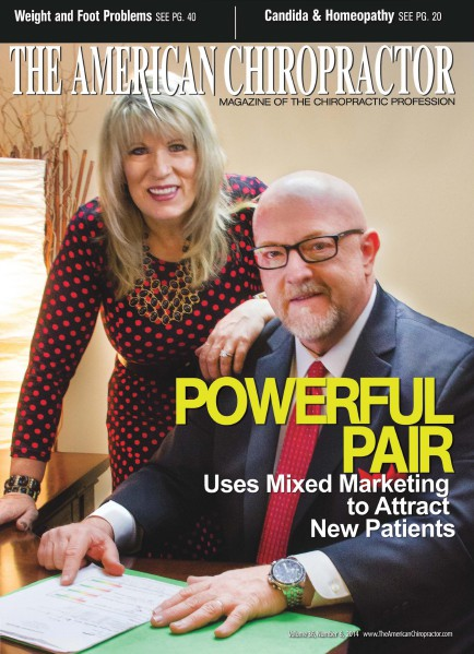 The American Chiropractor Volume 36, Issue 6