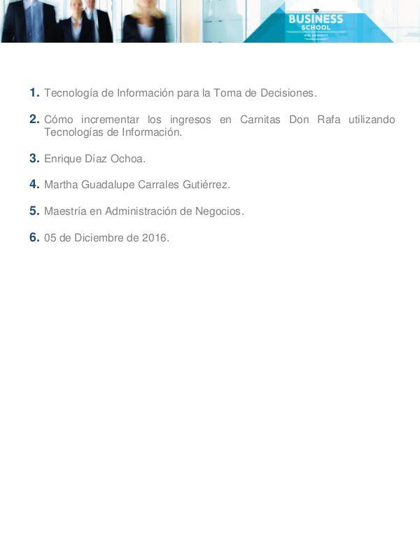 Carnitas Don Rafa en Chicago Tecnologias de Informacion para la Toma de D.PDF