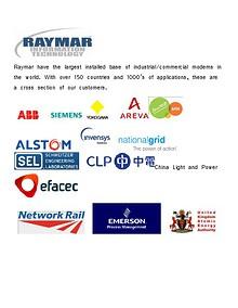 Techbridge International and Rajant Wire mesh networking.