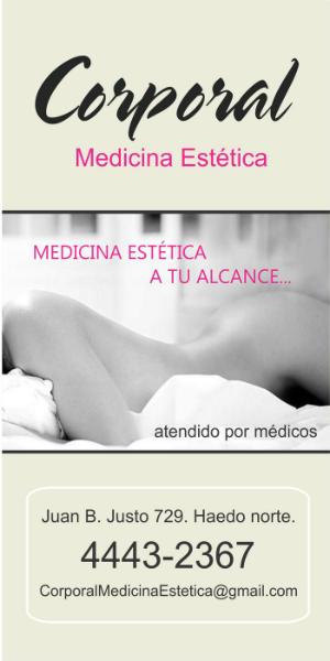 Corporal Medicina Estética 2014