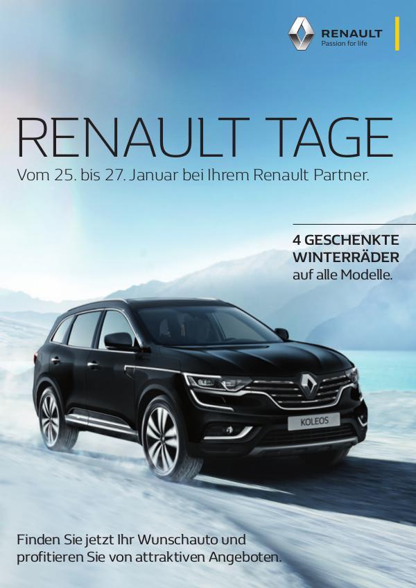 Renault Tage Renault Tage
