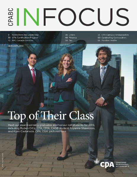 CPABC in Focus January 2014