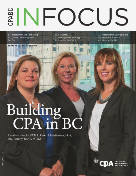 CPABC in Focus September/October 2013