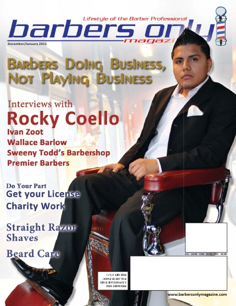 Barbers Only Magazine