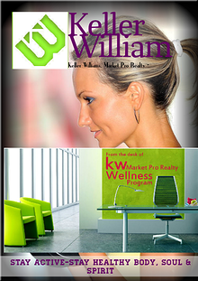 Keller Williams, Market Pro Realty Wellness Program