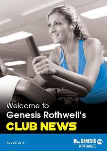 Genesis Rothwell 24/7 - Club News