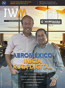 InnovationWeek Magazine 259 — Noviembre 2016