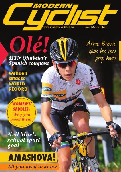 Modern Cyclist Magazine Issue 1, September 2014