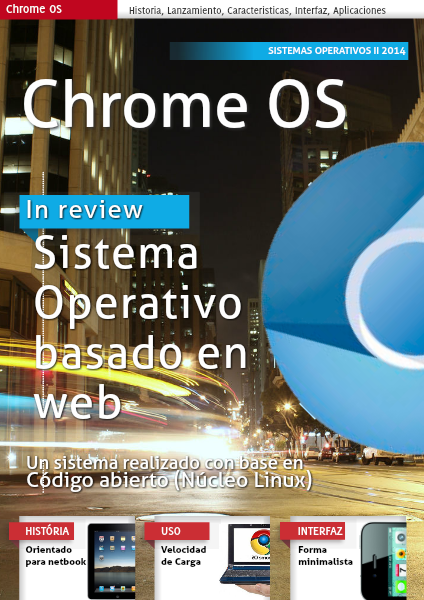 Revista Google Chrome Jul. 2014