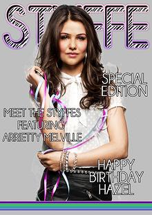 Styffe Magazine, Issue 1
