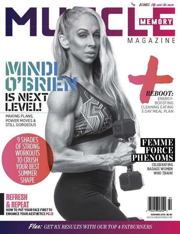 Muscle Memory Mag Dec/Jan 2019 Summer 2019