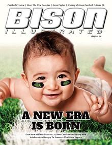 Bison Illustrated