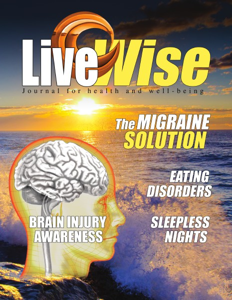 Live Wise Magazine - Journal for Health and Wellbeing Volume 2 2014
