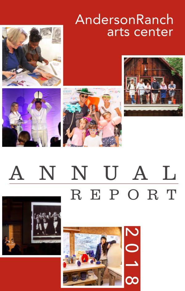 2018 Annual Report 2018 Annual Report