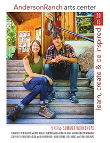 Anderson Ranch Arts Center 2015 Summer Workshop Catalog