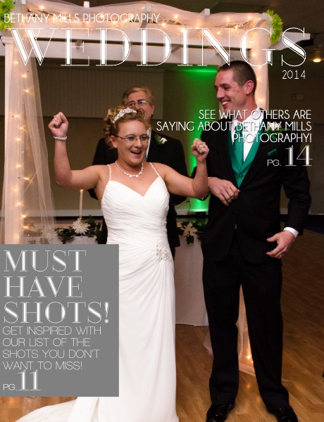 Weddings with Bethany Mills Photography July 2014
