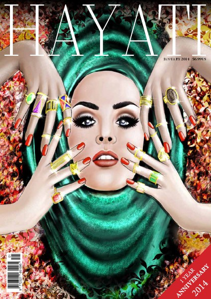 Hayati Magazine Issue 12