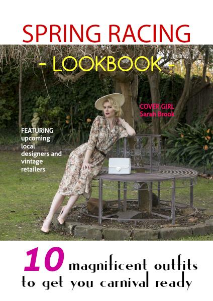 Spring Racing Lookbook August, 2014