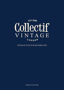 Collectif AW14 Lookbook