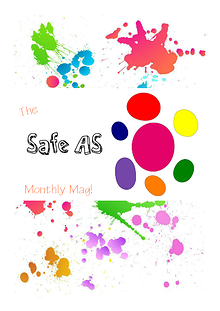 The Safe AS Monthly Mag!