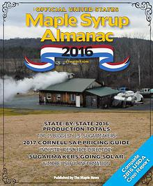 The Official U.S. Maple Syrup Almanac 2016