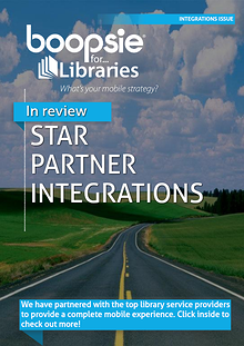 Boopsie for Libraries: Star Partner Integrations