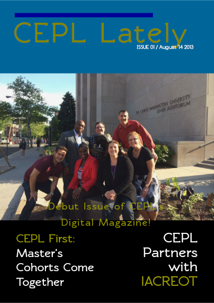 Center for Excellence in Public Leadership 1