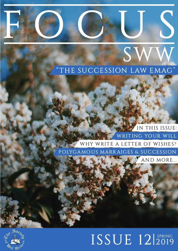 Focus SWW Spring 2019