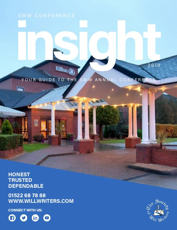 SWW Conference Insight 2019