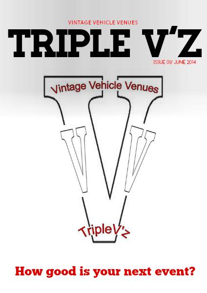 TripleVz Volume 1 June 2014