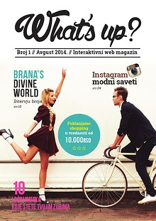 What's up web magazin
