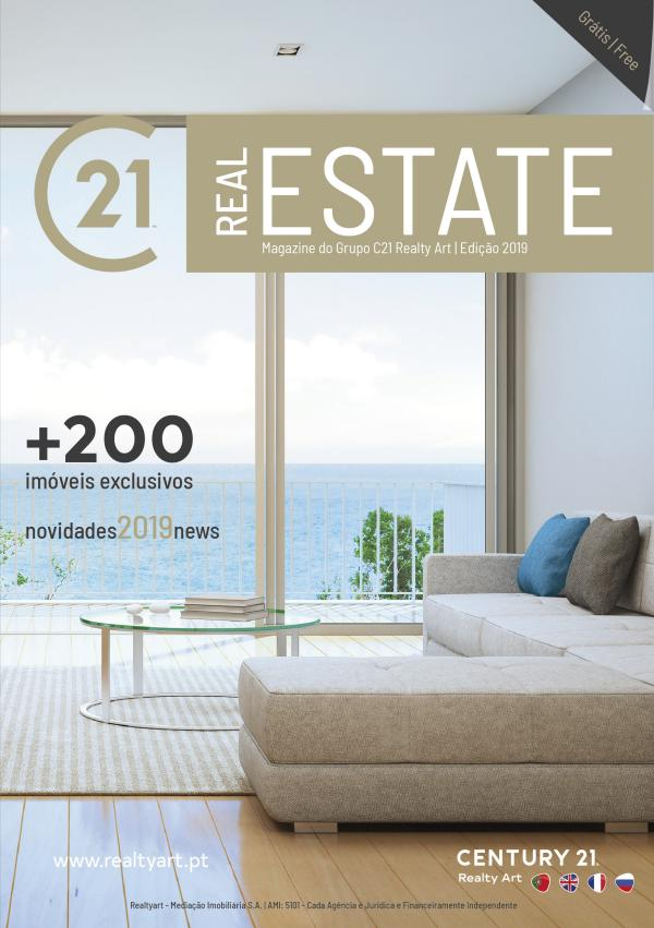 Revista C21 Realty Art - Summer 19 2019