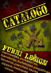 catalogo furri legion camisetas 2012