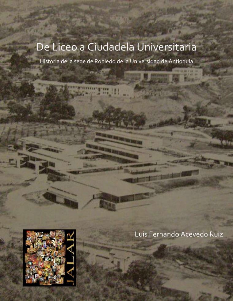 LICEO ANTIOQUEÑO DE LA UNIVERSIDAD DE ANTIOQUIA LICEO UDEA