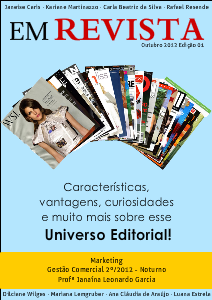 Mídias Digitais Edição 01 - Outubro 2012
