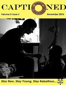 Captioned : The Magazine