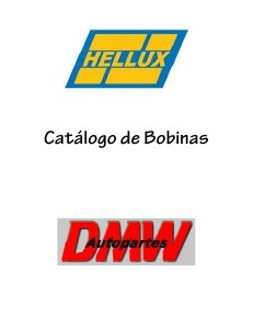 Catalogo de Bobinas Hellux Oct-2012