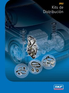Catalogo de Kits de Distribucion SKF 2012 Oct-2012