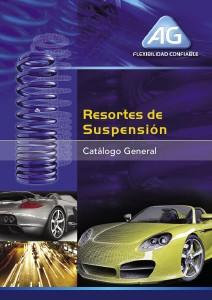 Catalogo de Resortes de Suspension AG Oct-2012