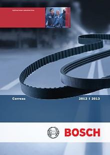 Catalogo Correas Bosch 2012-2013