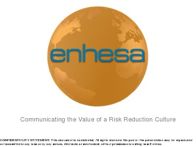 Webinars Communicating Value of a Risk Reduction Culture