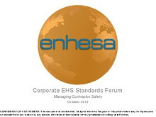 Corporate Standards Forum