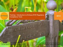 Enhesa Client Training