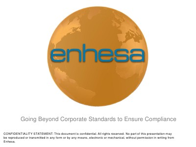 Going Beyond Corporate Standards
